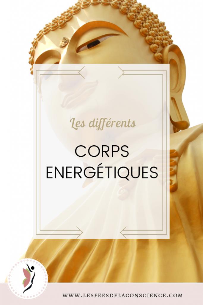 Les différents corps énergétiques - Les fées de la conscience