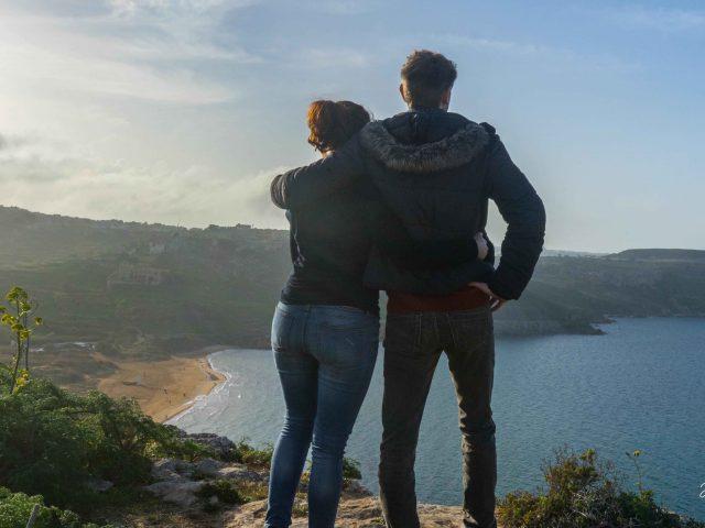Couple heureux Les fées de la conscience