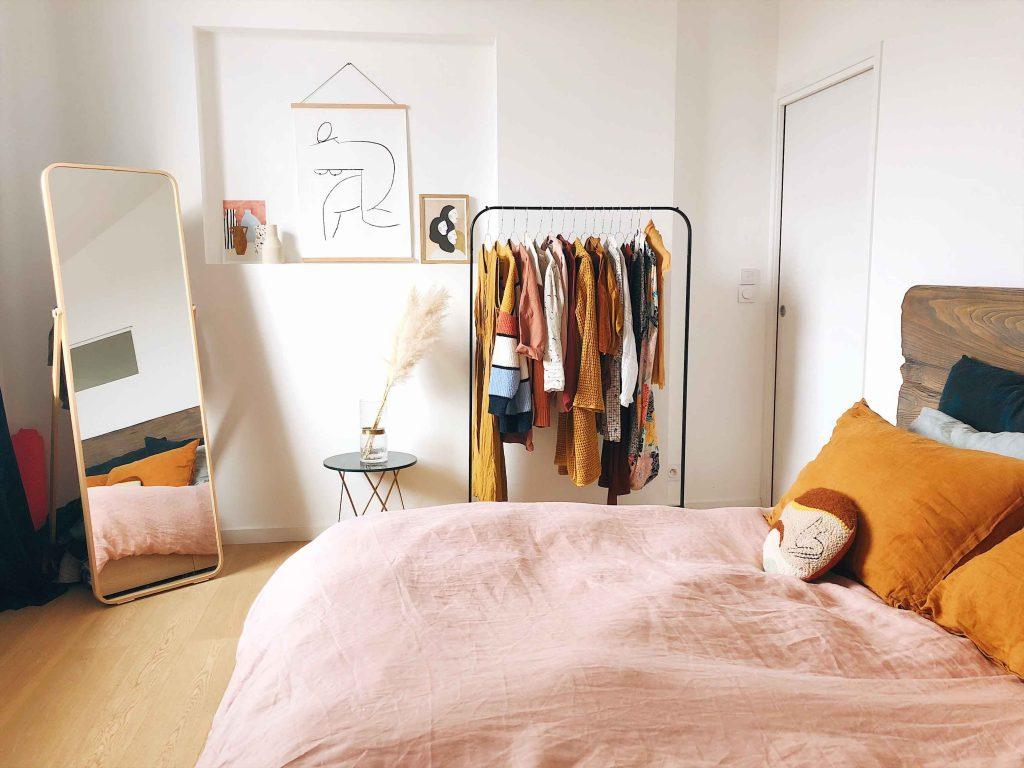 Un miroir dans la chambre peut accentuer des troubles du sommeil