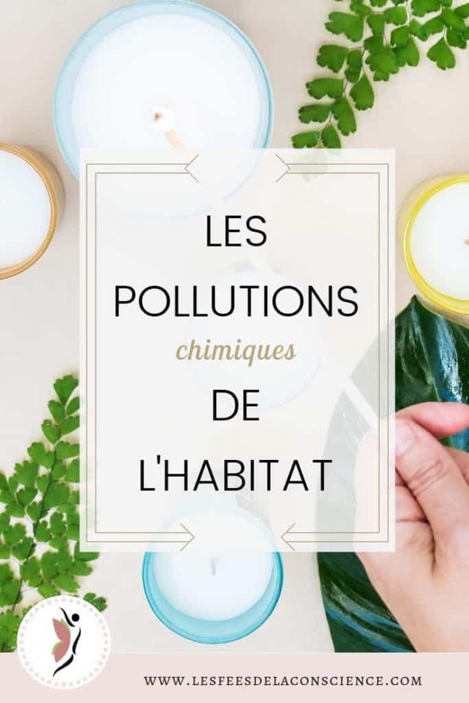 Réduire les pollutions chimiques de l'habitat