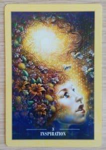 Carte Inspiration - Oracle des rebelles sacrés