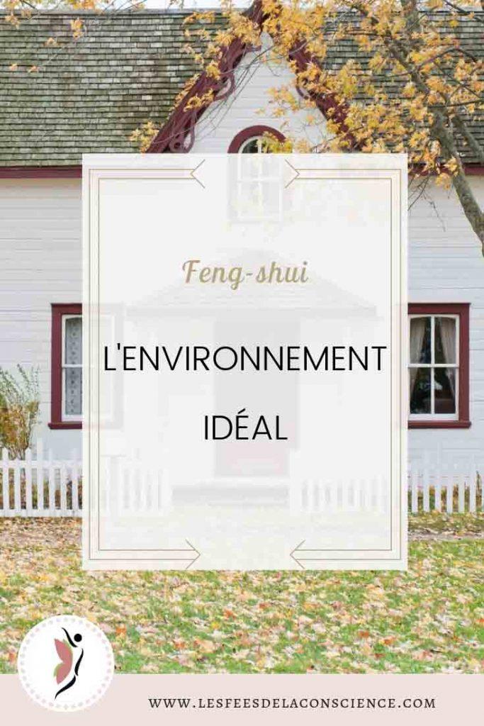 environnement idéal feng shui pinterest