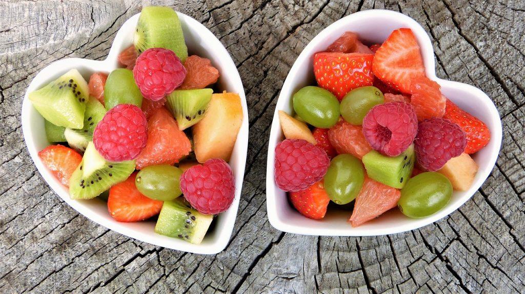 Une alimentation saine avec les fruits