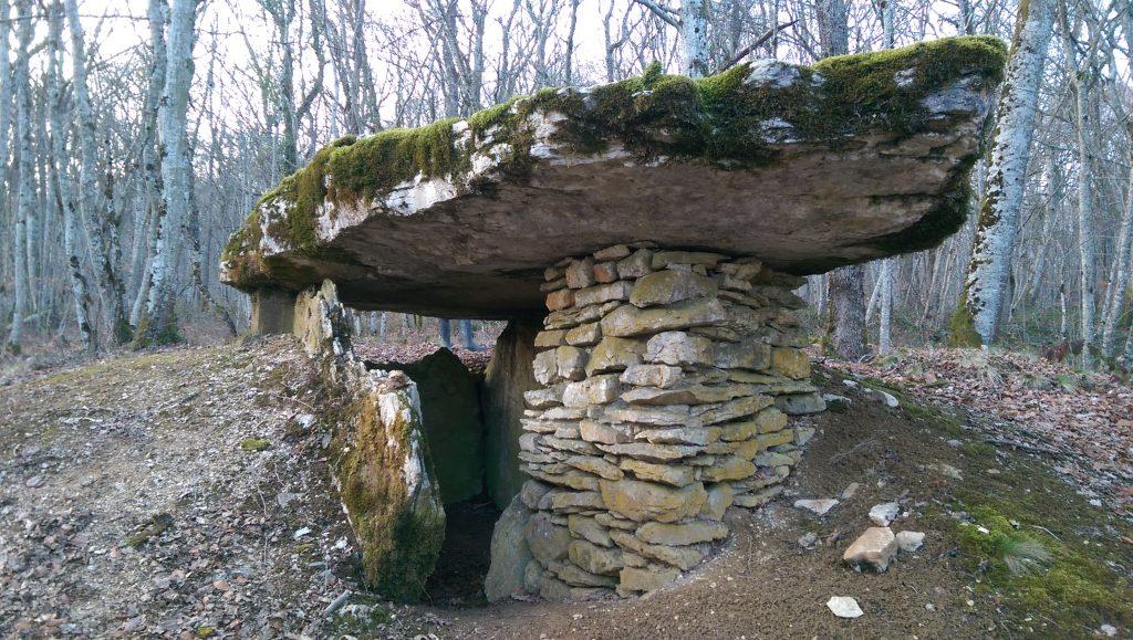 haut lieu vibratoire dolmen