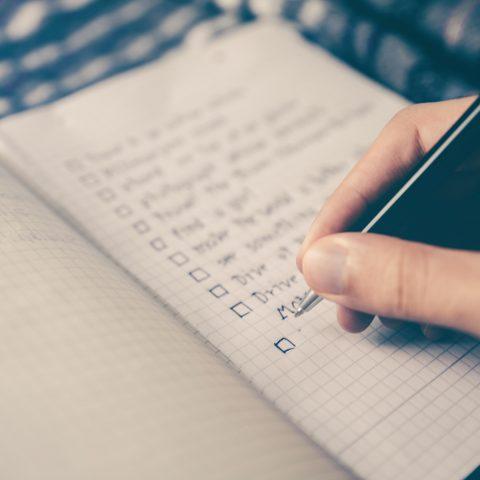 6 conseils pour enfin tenir vos bonnes résolutions